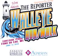 The Reporter Walleye Run/Walk