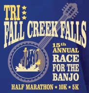 Fall Creek Falls Half Marathon, 10K  & 5K Runs