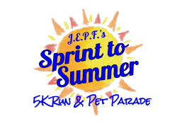 JEPF Sprint to Summer 5k Run/Walk & Paws in the Park Pet Parade