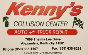 Kenny's Collision Center