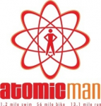 Lake Triathlon Package #2 with Atomic Man Half - Four for $200