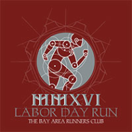 Bay Area Runner's Club 44th Labor Day Run & Potluck