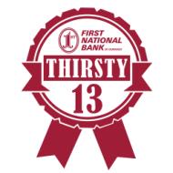 Thirsty 13 Half Marathon