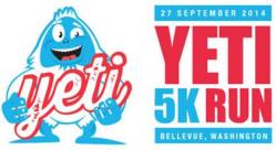 YETI RUN 5K Run/Walk