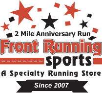 Front Running Sports Anniversary 2 miler
