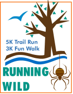 Running Wild Virtual 5K Run & 3K Self-Led Scavenger Hunt