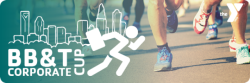 BB&T Corporate Cup 5K & Half Marathon
