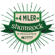 Famous Toastery Shamrock 4 Miler presented by Novant Health