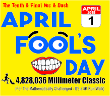 The 10th & Final Vac and Dash April Fool's Day 5K