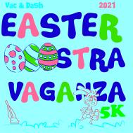The 2nd Time Around Vac & Dash Easter Eggstravaganza 5K Run/Walk