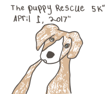 The Puppy Rescue 5K