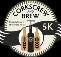 Corkscrew & Brew 5K