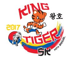 King Tiger 5K at University City