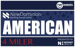 NewDominion Bank American 4 Miler presented by Novant Health