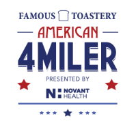 Famous Toastery American 4 Miler presented by Novant Health