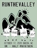 Run the Valley 8K & Half-Marathon
