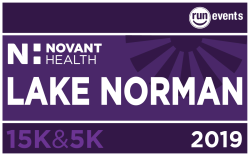 Novant Health Lake Norman VIRTUAL 15K & VIRTUAL 5K