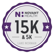 Novant Health Lake Norman 15K & 5K