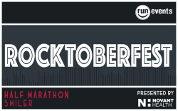 Keffer Cares Rocktoberfest VIRTUAL Half Marathon & VIRTUAL 5 Miler presented by Novant Health