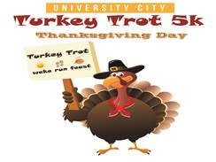 2021 UNIVERSITY CITY TURKEY TROT
