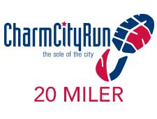 Charm City Run 20 Miler