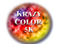 The 2nd annual Janesville Krazy Color 5K