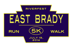 EAST BRADY RIVERFEST 5K / 1 MILE WALK