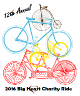 2016 Big Heart Charity Ride