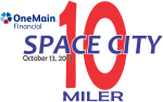 Space City 10 Miler & 2 person relay