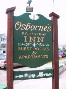 Osbourne's Inn