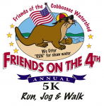 Friends on the 4th 5K