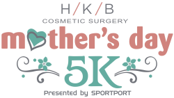 Mother's Day 5K Logo