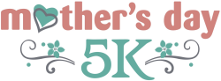Mother's Day 5K Logo
