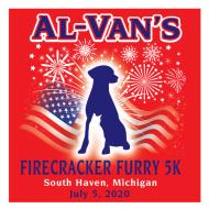 Al-Van's Firecracker (Virtual!) Furry 5K