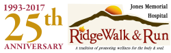 25th Annual RidgeWalk & Run