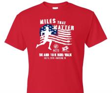 """""""Miles That Matter"""" 5K & 10K"""