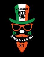 St. Paddy's Day Brooks 3.1 Beer Run