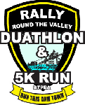 Rally Round the Valley Duathlon & 5K Run