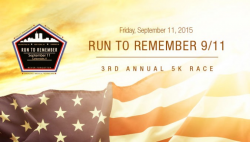 Run to Remember 9/11 - 3rd Annual 5K