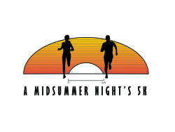 Midsummer Night 5K Series Logo
