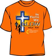 """6th Annual """"In Faith We Glow """" Fun Run/Walk (EVENING)"""