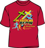 "6th Annual ""In Faith We Glow"" Fun Run/Walk - Friday Evening"
