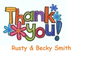 Rusty & Becky Smith