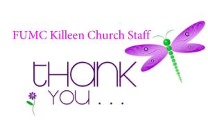 FUMC Killeen Church Staff