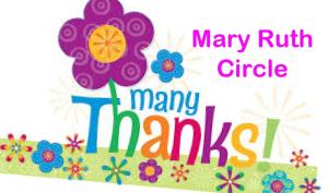 Mary Ruth Circle