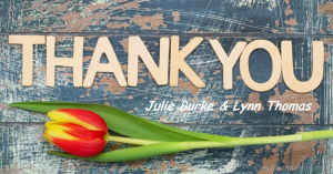 Julie Burke & Lynn Thomas