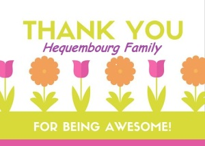 The Hequembourg Family