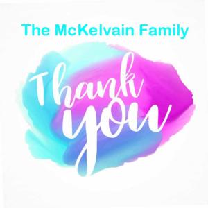 The McKelvain Family
