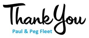 Paul & Peg Fleet