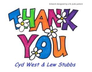 Cyd West & Lew Stubbs